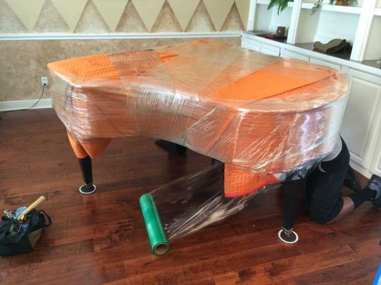 Piano Movers Denver